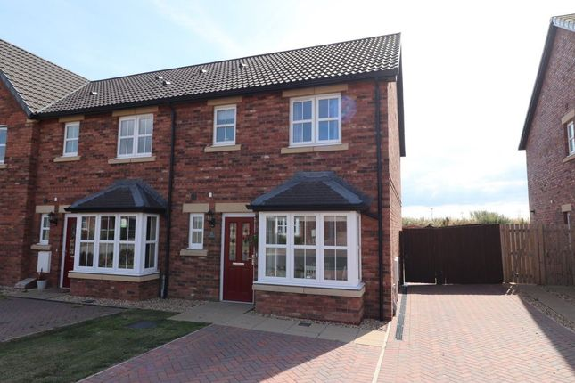 Thumbnail Property to rent in Elliot Drive, Crindledyke, Carlisle