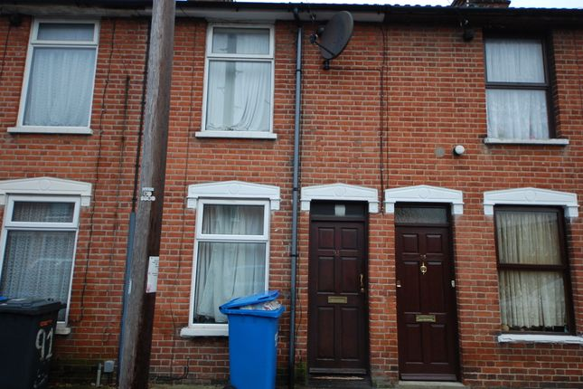 2 bed terraced house to rent in Schreiber Road, Ipswich, Suffolk
