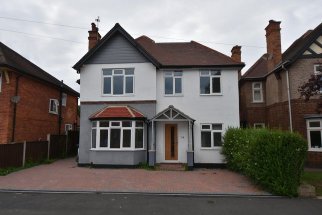 Thumbnail Detached house for sale in Sidney Road, Beeston