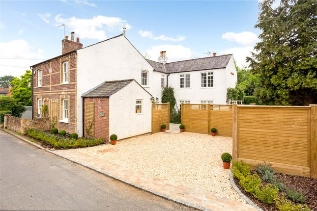 Thumbnail Semi-detached house for sale in Prospect Cottages, Oxford Street, Lee Common, Great Missenden