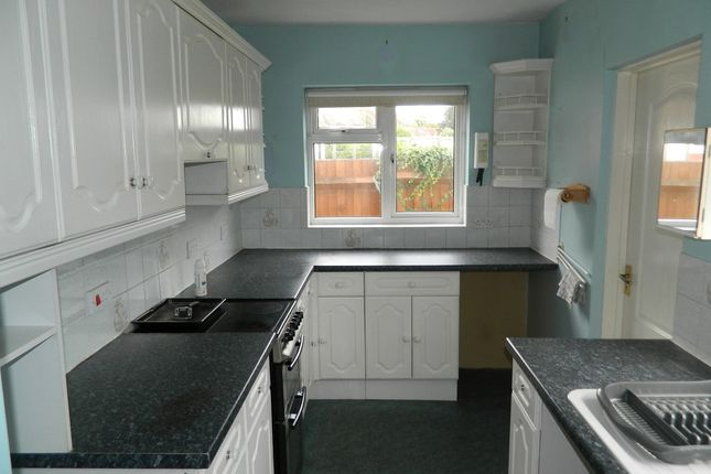 Fitted Kitchen of Iona Crescent, Cippenham, Berkshire SL1