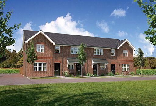 "Thumbnail Terraced house for sale in ""Aston"" At Bolton Road, Adlington, Chorley PR6, Adlington,"