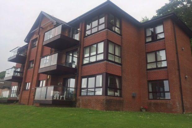 Thumbnail Flat to rent in Red Sails, Shore Road, Skelmorlie