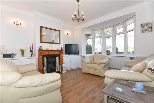 Thumbnail Semi-detached house for sale in Ellison Road, London