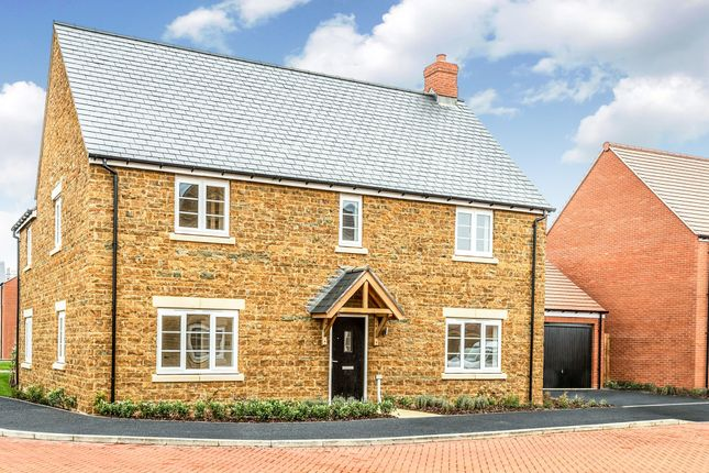 Thumbnail Detached house for sale in Rotary Way, Banbury