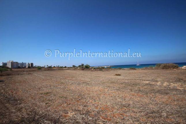 Thumbnail Land for sale in Protara, Protaras, Cyprus
