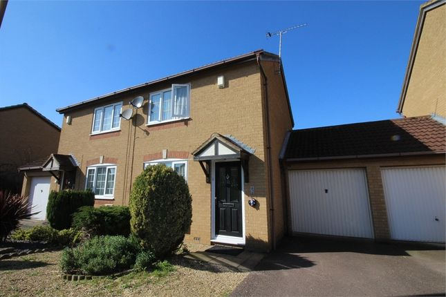 Thumbnail Semi-detached house to rent in Bantock Close, Browns Wood, Milton Keynes, Buckinghamshire