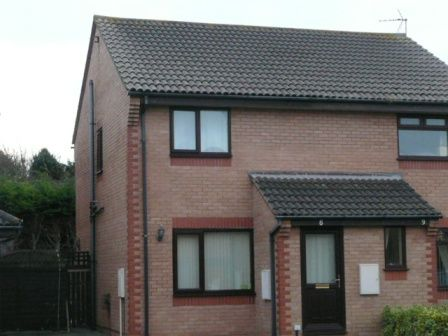 Thumbnail Semi-detached house to rent in Laleston Close, Porthcawl