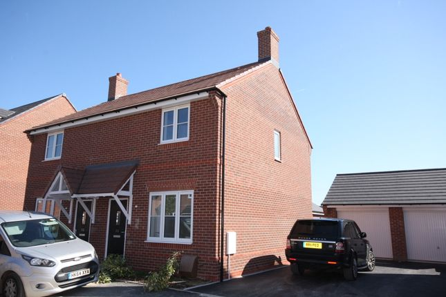 Thumbnail Semi-detached house to rent in Jacksons Meadow, Bidford On Avon