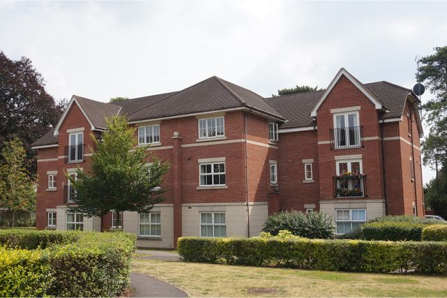 Thumbnail Flat to rent in Darlington Road, Basingstoke