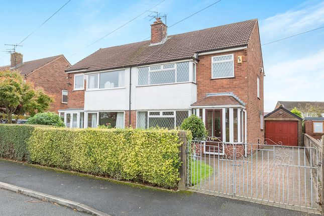 Thumbnail Semi-detached house to rent in Hurstway, Fulwood, Preston