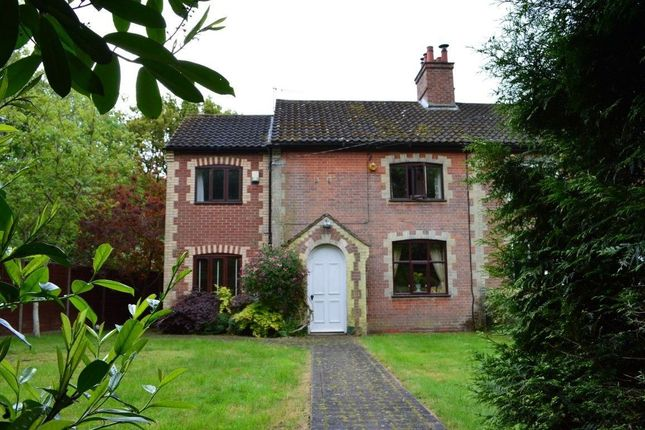 Thumbnail Cottage to rent in Wroxham Road, Rackheath, Norwich