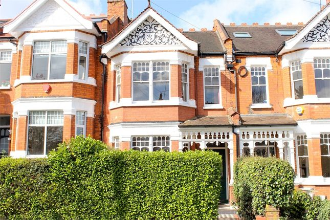 Thumbnail Terraced house for sale in Clyde Road, Alexandra Park, London