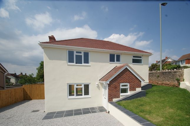 Thumbnail Detached house for sale in Barnhill Road, Kingskerswell, Newton Abbot