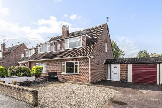Thumbnail Semi-detached house for sale in 14 Highbury Park, Warminster, Wiltshire