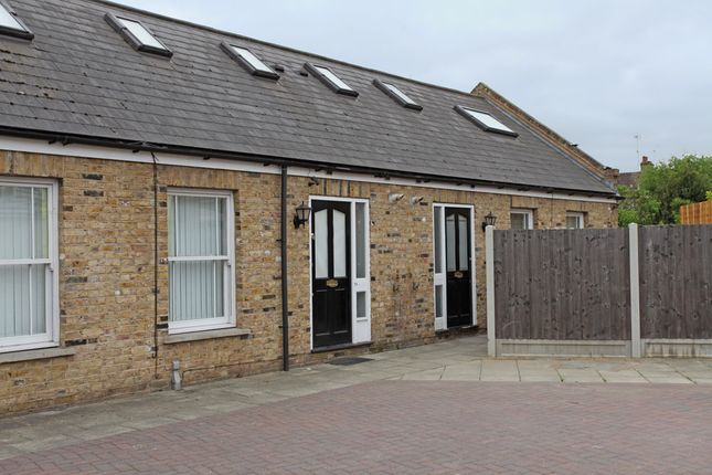 Thumbnail Semi-detached bungalow to rent in Short Road, Leytonstone
