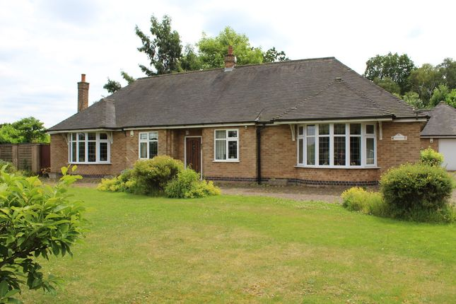 Thumbnail Detached bungalow for sale in Dunns Lane, Dordon, Tamworth