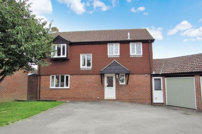 Thumbnail Detached house for sale in Skillman Drive, Thatcham