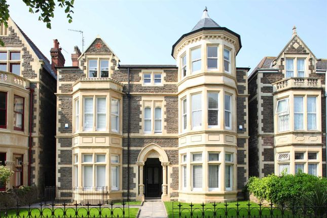 1 bed flat to rent in Cathedral Road, Pontcanna, Cardiff CF11