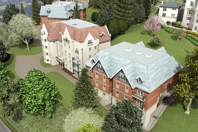 Thumbnail Flat for sale in 9 Vines Court, 7 Ellerslie Drive, Malvern, Worcestershire