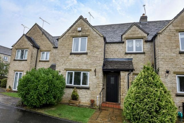 Thumbnail Terraced house to rent in St Marys Mead, Witney
