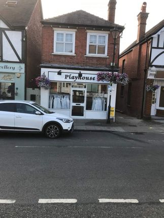 Thumbnail Retail premises for sale in High Street, Sunninghill, Ascot