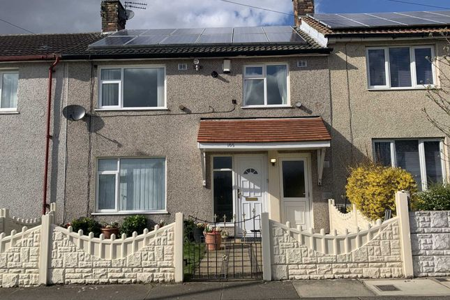 Thumbnail Terraced house for sale in Oakdale Row, Broad Lane, Kirkby, Liverpool
