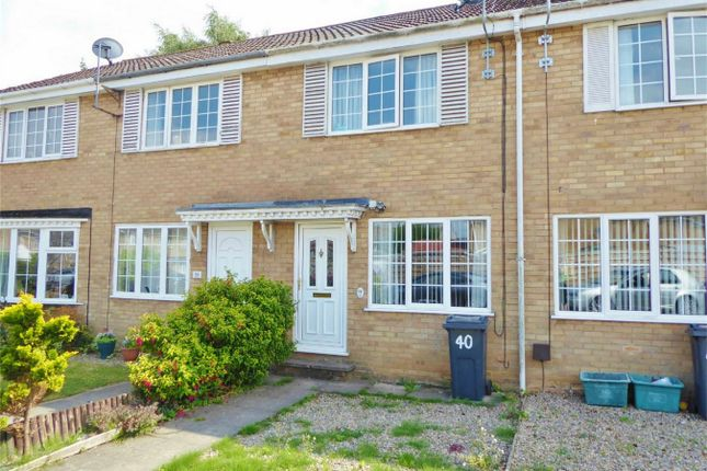 Thumbnail Terraced house to rent in Ryemoor Road, Haxby, York