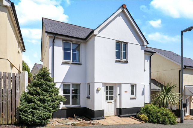 Thumbnail Detached house to rent in Tregoning Drive, Carclaze, St Austell
