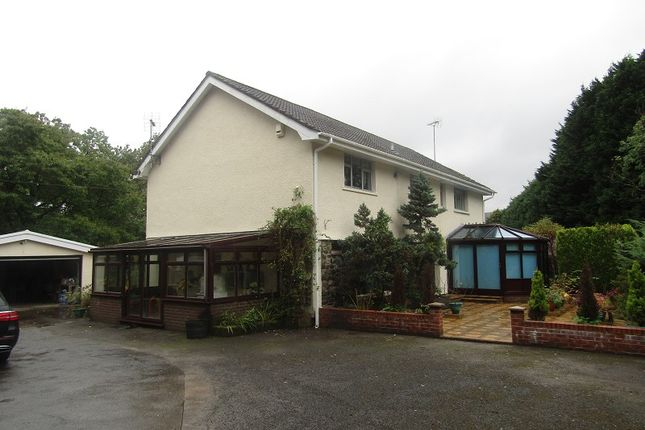 Thumbnail Detached house for sale in Abercrave Terrace, Abercrave, Swansea, City And County Of Swansea.
