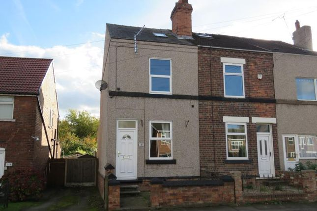 Thumbnail Semi-detached house to rent in Sheffield Road, Killamarsh, Sheffield