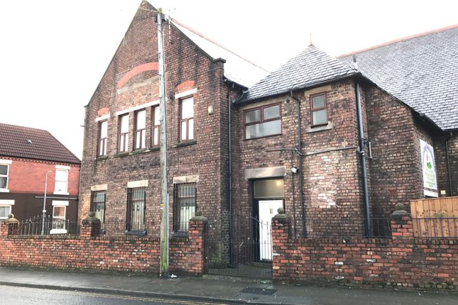 Thumbnail Detached house for sale in Church Road West, Walton, Liverpool