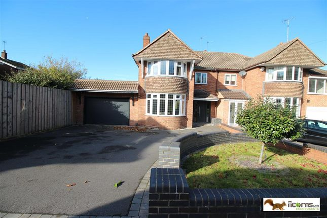Thumbnail Semi-detached house for sale in Somerset Road, Walsall
