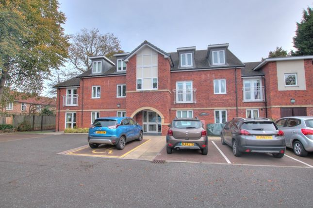 1 bed flat for sale in Browning Court, Fenham, Newcastle Upon Tyne NE4