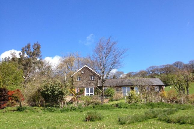 Thumbnail Detached house for sale in Maesmynis, Nr Builth Wells