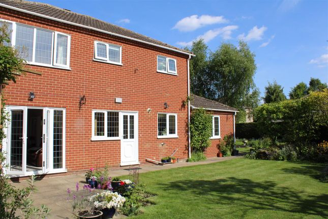 Thumbnail Detached house for sale in Blickling Close, South Wootton, King's Lynn