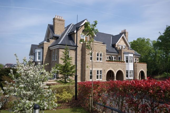 Thumbnail Flat for sale in St Hilarys Park, Alderley Edge, Cheshire