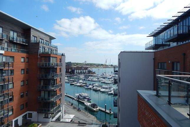 The Blake Building, Ocean Village, Southampton SO14