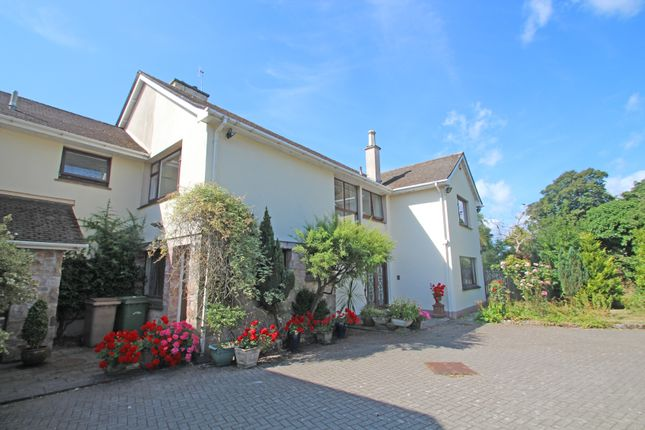 Thumbnail Detached house for sale in Mannamead Road, Mannamead, Plymouth