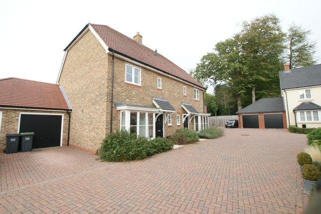 3 bed semi-detached house to rent in Aubin Wood, Emsworth PO10