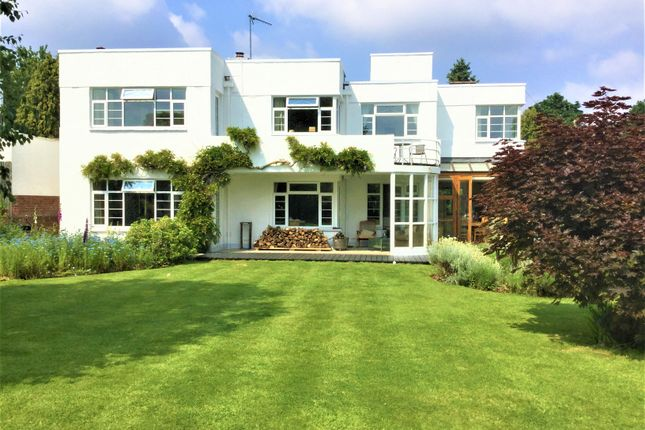 Thumbnail Detached house for sale in Highlands, Taunton