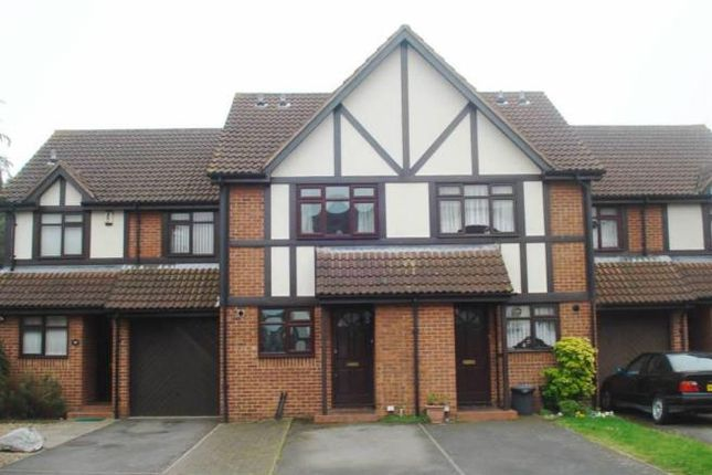 Thumbnail Terraced house to rent in Regents Close, Hayes