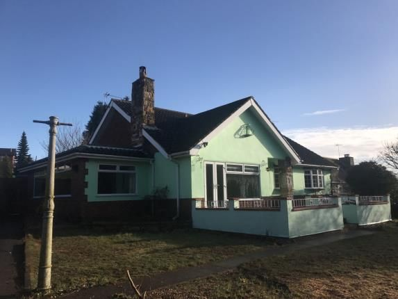 Thumbnail Bungalow for sale in The Fairway, Gedling, Nottingham