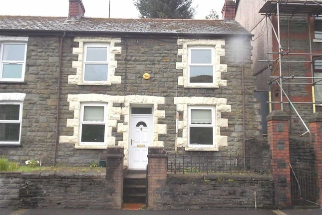 Thumbnail Terraced house to rent in East Road, Tylorstown, Ferndale