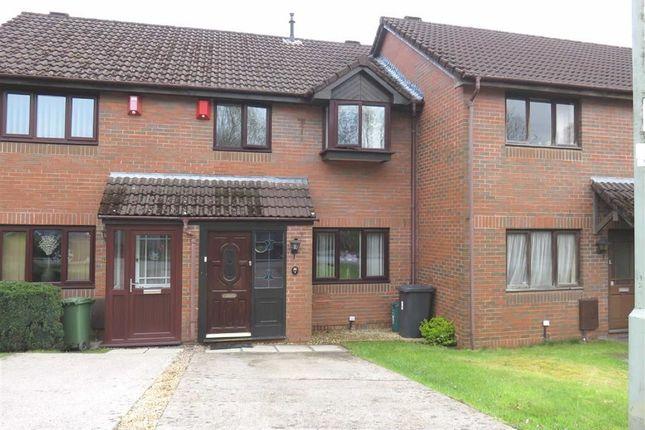 Thumbnail Terraced house for sale in Ffordd Y Bedol, Coed-Y-Cwm, Pontypridd