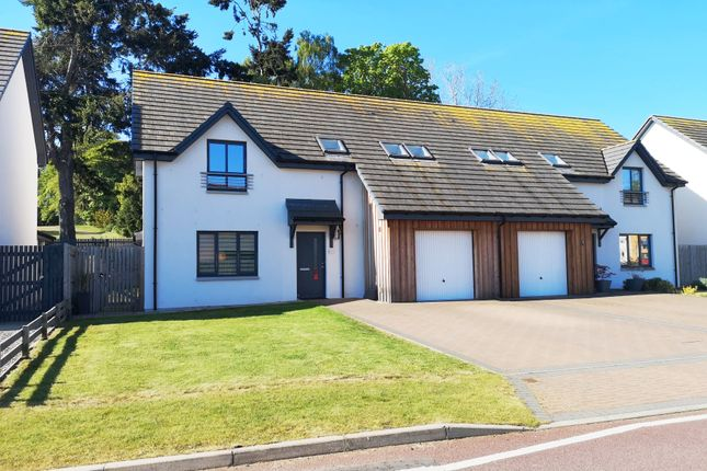 Thumbnail Semi-detached house for sale in Brander Gardens, Forres