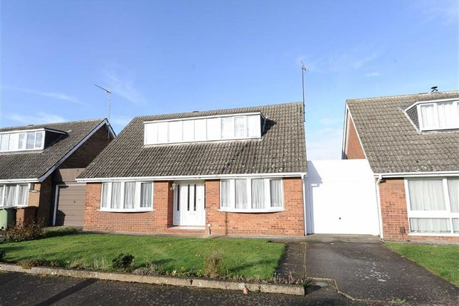 Thumbnail Detached house for sale in Hall Drive, Finedon, Wellingborough