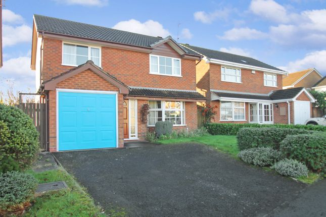 4 bed detached house for sale in Kingsbrook Drive, Hillfield, Solihull
