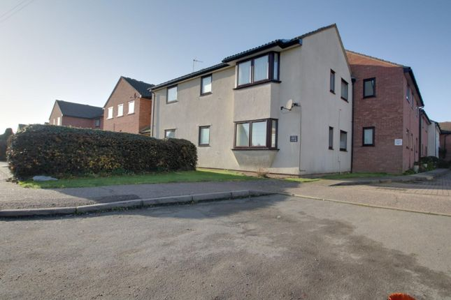 Outside of Olivers Court, Olivers Close, Clacton-On-Sea CO15