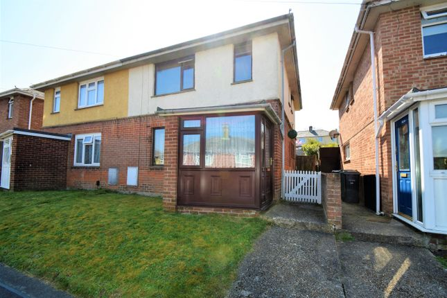 Thumbnail Semi-detached house to rent in Linden Road, Newport